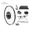 vente en gros 26 '' avant et arrière roue kit de conversion vélo électrique kit 36V 350W Ebike