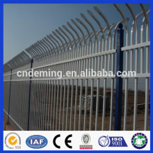 high quality Australia tubular metal commercial Fencing