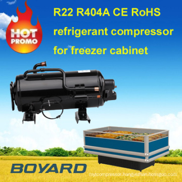 Hot sale! R22 r404a High COP boyard cold room cooling Kompressor per frigo for cooling room trailer refrigerator curtain