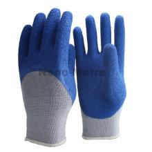 NMSAFETY латекс зима перчатки тинсулейт