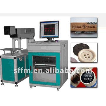 Stoffe CO2 Laser Markiermaschine PEDB-C10 30 60
