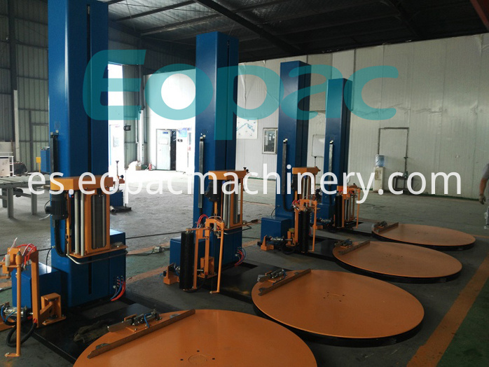 Quality Pallet Wrapping Machine