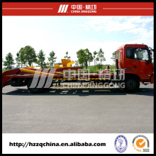 Camión especial con tanque de mortero de mezcla mixta seca, cisterna con respaldo (HZZ5120ZBG)