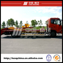 Special Truck with Dry Mixed Mortar Back Tank, Backed-Carrying Tanker (HZZ5120ZBG)