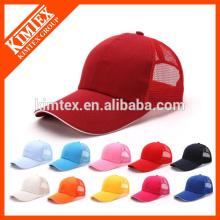 Gorra de béisbol del casquillo del acoplamiento del estilo del camionero para la promoción con venta al por mayor