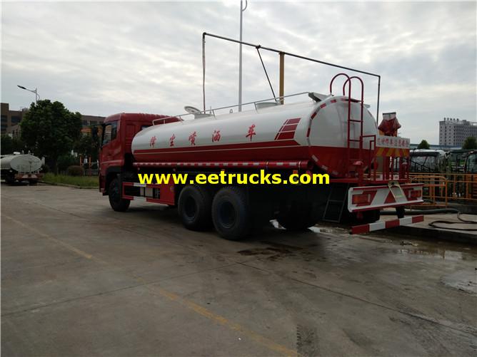 Diesel Water Tank Truck
