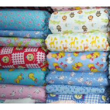 100%Cotton Flannel Fabric for Garment