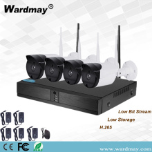 Best 4CH 720P Wireless Keamanan WiFi NVR Kits