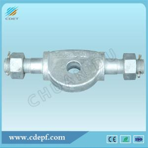 Clevis Hinge for overhead transmission line