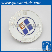 personalize emblemas / moedas do grupo de metal, escritório de Xangai