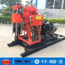 máquina do equipamento de perfuração do poço de água com o motor diesel para furar 200m