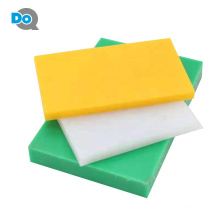 PE plastic sheet board Customized Size and Thickness Sheet   polyethylene