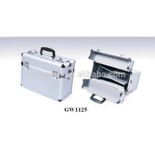 Maleta de aluminio portable de ventas caliente fabricante de China