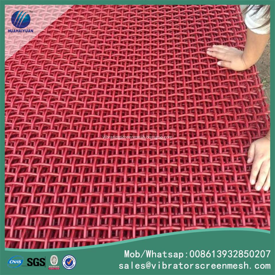 Square Mesh Woven Cloth