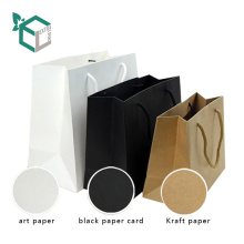 Small Printing Gift Paper Bag With Handles
