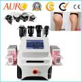 Máquina de belleza láser de diodo de cavitación de liposucción