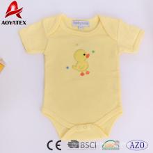2018 ropa de niños ropa de niños ropa de mamelucos de bebé