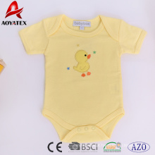 O vestuário de 2018 crianças caçoa a roupa do macacão do bebê da roupa