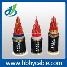 OEM de câble de commande protégé par conducteur en cuivre et ODM