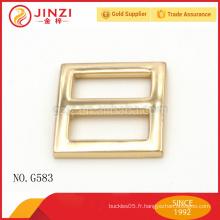 2015 design de mode accessoires en métal mini boucle de ceinture