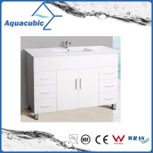 Австралийский популярный настраивать высокая Лоснистая Белая Тщета ванной комнаты (AC8120)