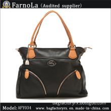 Handmade Leather Bag/Woman Handbag (AFY034)