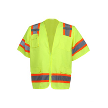 High Visibility Traffic Safety Vest (Class 3)