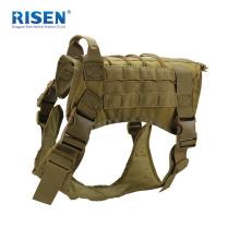 Gilet d'entraînement tactique militaire pour chien