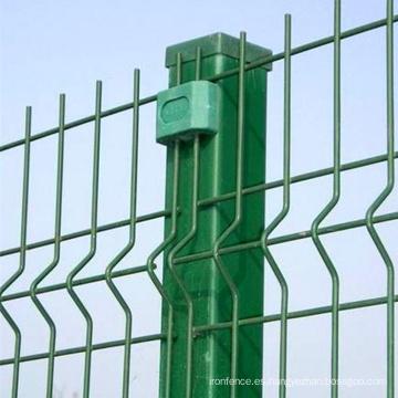 paneles de valla de malla de alambre soldado