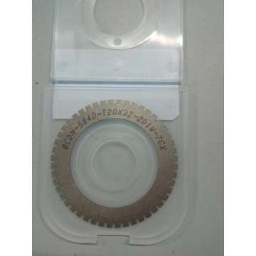NICKEL-BOND DICING BLADES