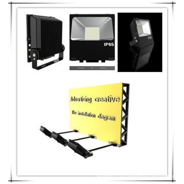 Éclairage d'inondation de LED avec le conducteur de puce et de Lifud de Philips SMD LED, 30W / 50W / 70W / 100W / 150W / 200W Repalcement de projecteur 400W