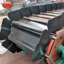 Large Capacity Chain Type Scraper Conveyor For Sale