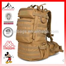 nova mochila de camping militar de moda