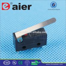 Micro interruptor Daier 125v 3a KW4-Z3F