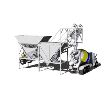 Universal Mobile Concrete Batching Plant Price Hire