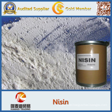 Powder Nisin From Streptococcus Lactis Raw Material CAS 1414-45-5 Good Price From China