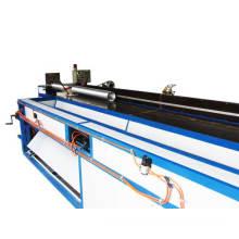 Semi-rigid aluminum flexible duct production line