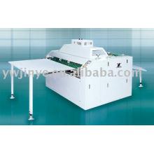 Высокая эффективность CF-1200-A бумаги порошок удаление машина