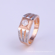 Nuevos diseños de dos tonos Xuping Fashion Jewelry Ring (11915)