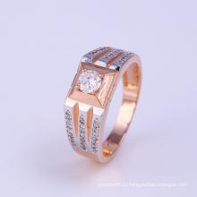 Самые новые конструкции кольцо ювелирных изделий способа 2 тонов Xuping (11915)
