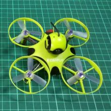Camera Drone FPV Indoor Micro RC Waterproof Quadcopter