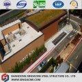 Australian Standard Certificated Steel Structural Shop/Market