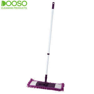 Wooden Floor Dust Cleaner Chenille Flat Mop