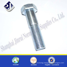 DIN931 Half Thread Hex Bolt