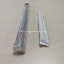 Tanque de almacenamiento de líquido de aluminio para condensador de automóvil