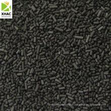 traitement biologique à l'aide de charbon actif à granules