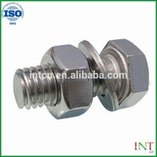 Made in China High quality high precision bolts nuts screws