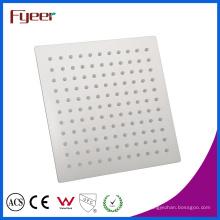 Fyeer Ultra Thin Edelstahl Regendusche Square Duschkopf (QH325AS)