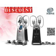 4 alça o equipamento da beleza de Cryolipolysis Cryolipolysis (ETG50-4S)