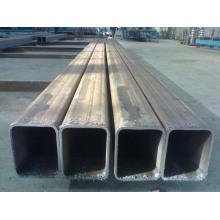 Tubo de aço quadrado ASTM A500 de grau B